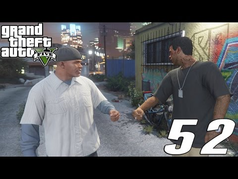 Grand Theft Auto 5 PS4 Gameplay Walkthrough | Ep 52: FRANKLIN & LAMAR'S WORST PICK UP LINE EVER!!