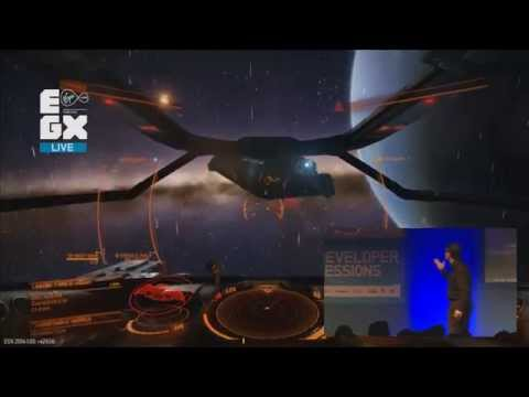 Will you be a Pirate or Bounty Hunter in Elite: Dangerous? - EGX 2014