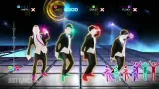 What makes you beautiful by One Direction - Just Dance 4 Trailer