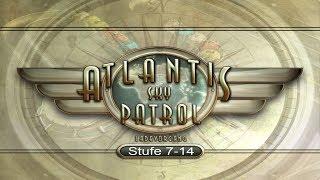 Atlantis Sky Patrol: Stufe 7-14 no commentary
