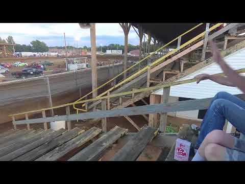 Belle Clair Speedway July 27 2018 Purestock Heat