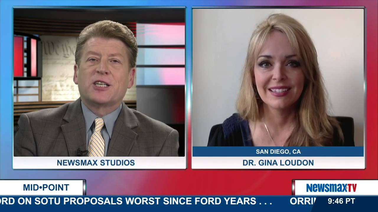 Midpoint  Dr Gina Loudon discusses what she expects the