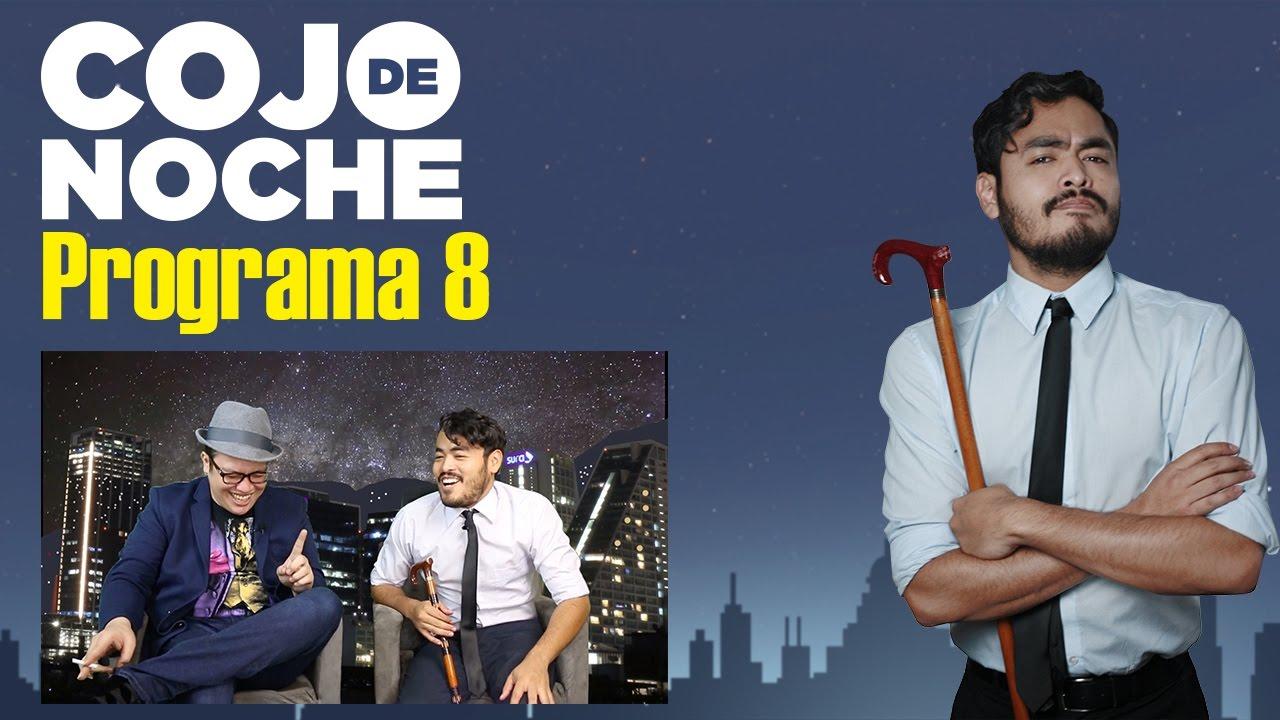 Cojo De Noche 8 | Día del maestro | Entrevista con Franco Escamilla