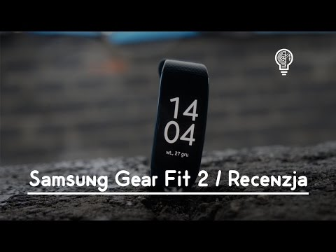 Recenzja opaski sportowej Samsung Gear Fit2 Pro - warto kupować? | Opinie RTV AGD