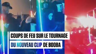 Fusillade sur le tournage d'un clip de Booba à Aulnay-sous-Bois