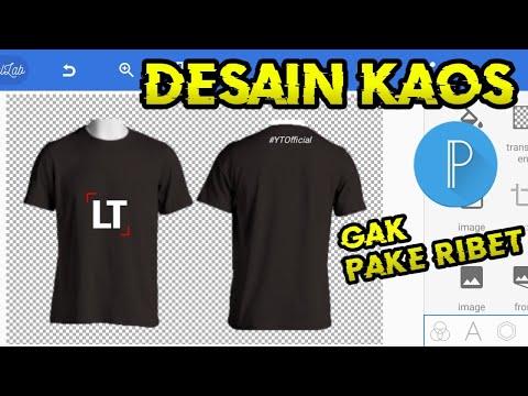 Cara Desain Baju Mudah Melalui Smartphone app Custom.Ink | Buat Desain Brand |.
