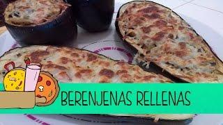 Berenjenas rellenas | Recetas de cocina | Cocina de Martina