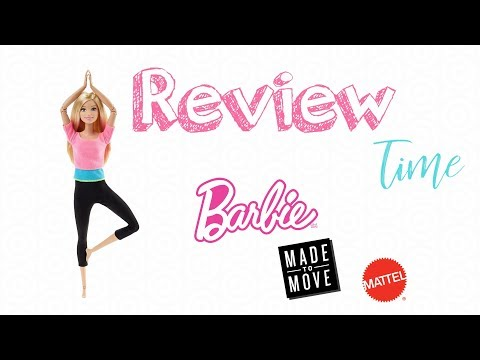 Barbie Made to Move - {Review Time}
