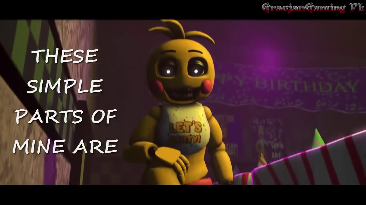 FNAF SFM WoodenToaster Prototype VIP Collab - YouTube