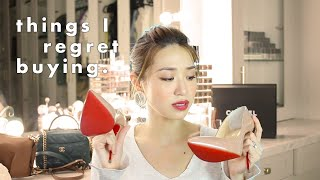 Real Talk: Things I Regret Buying | Kryz Uy