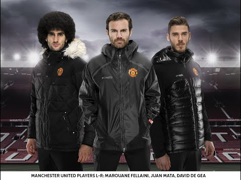 Introducing THE COLUMBIA x MANCHESTER UNITED outerwear Collection