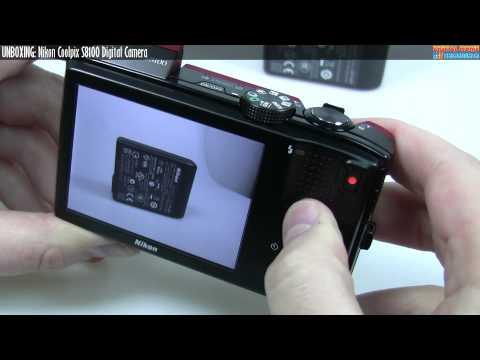 UNBOXING: Nikon Coolpix S8100 Digital Camera