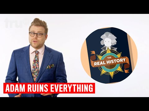 Adam Ruins Everything - Can You Ruin Columbus Day? (Ask Adam) | truTV