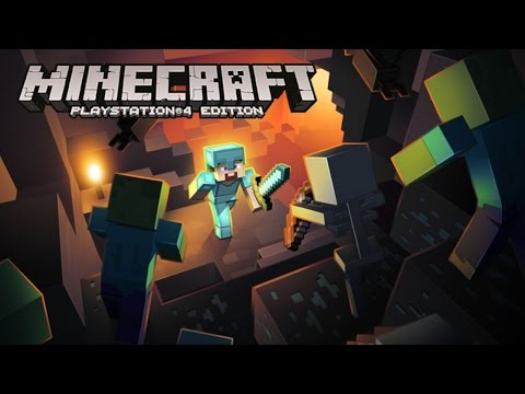 Minecraft: PlayStation®4 Edition Multiplayer Ep 1