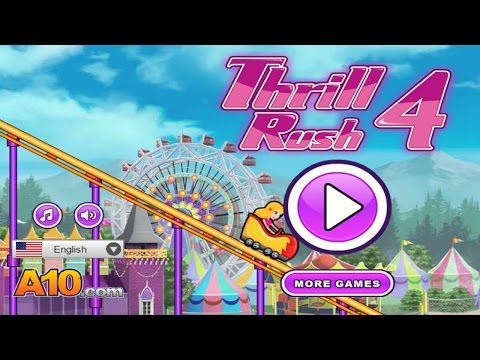 Thrill Rush 4 Games On A10.com