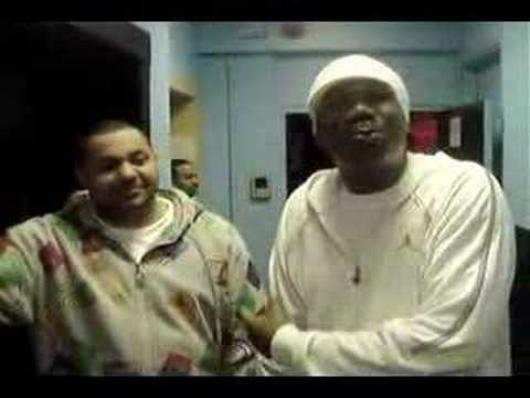 KRS ONE cosigns JOELL ORTIZ