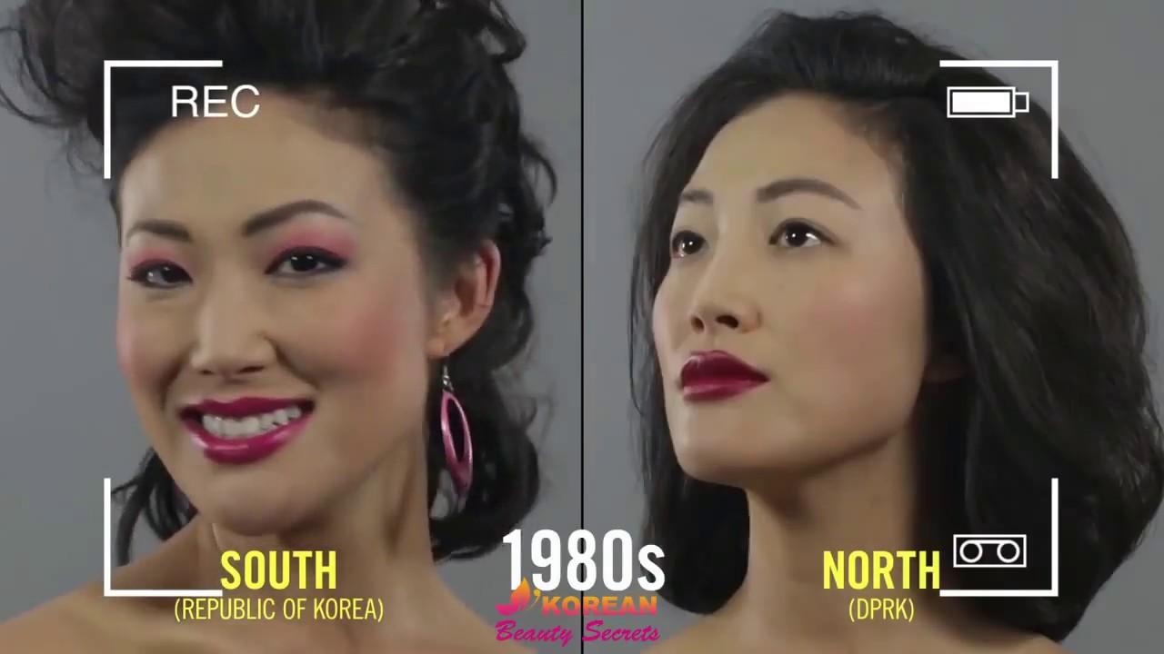 Traditional Korean Hairstyle For Women Korean Traditional Makeup