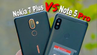 Note 5 Pro VS Nokia 7 Plus CAMERA | You will be SURPRISED!! 😮 (বাংলা)