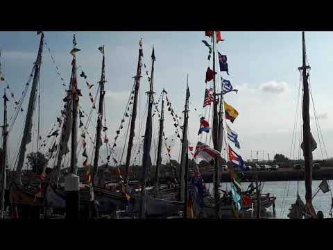 Marinha do Tejo - Cais da Moita 2018
