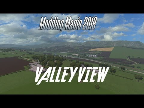 Mod Mania Valley View Map Tour