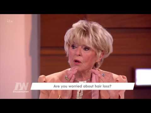 Gloria Hunniford Opens Up About Losing Her Hair  Loose Women