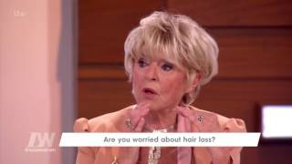 Gloria Hunniford Opens Up About Losing Her Hair | Loose Women