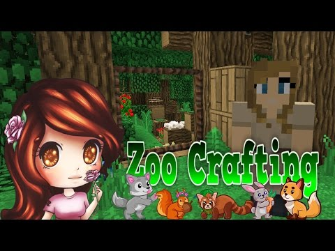 New Staff and Chores Ep. 52 | Zoo Crafting | [Modded Minecraft]