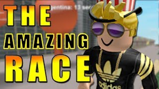 CRAZY WINNING FLIGHT in Roblox Amazing Race - Staffel 4 (Vollversion)