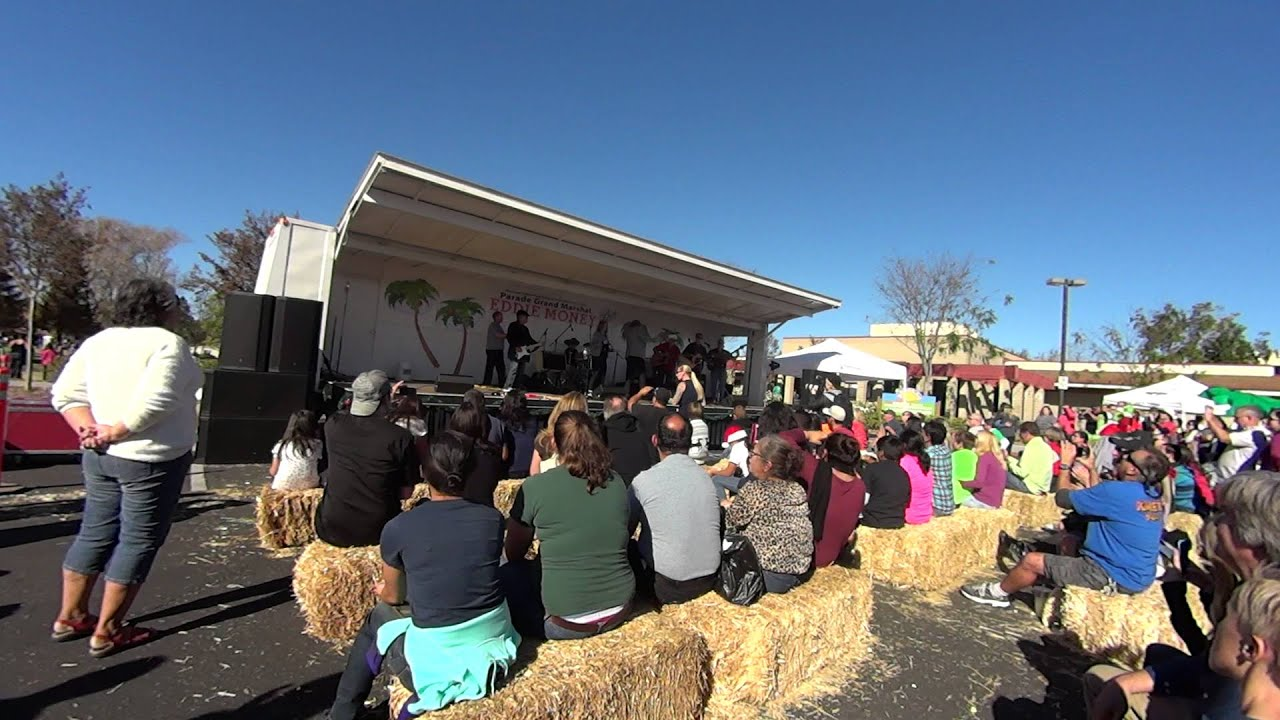 EDDIE MONEY 54th Grand Marshal Camarillo Christmas Parade Pleasant Valley Park and Recreation ...