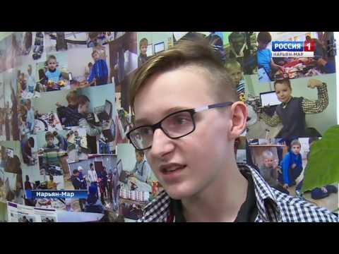 Россия-1 Нарьян-Мар HD В Нарьян Маре состоялся первый чемпионат по робототехнике