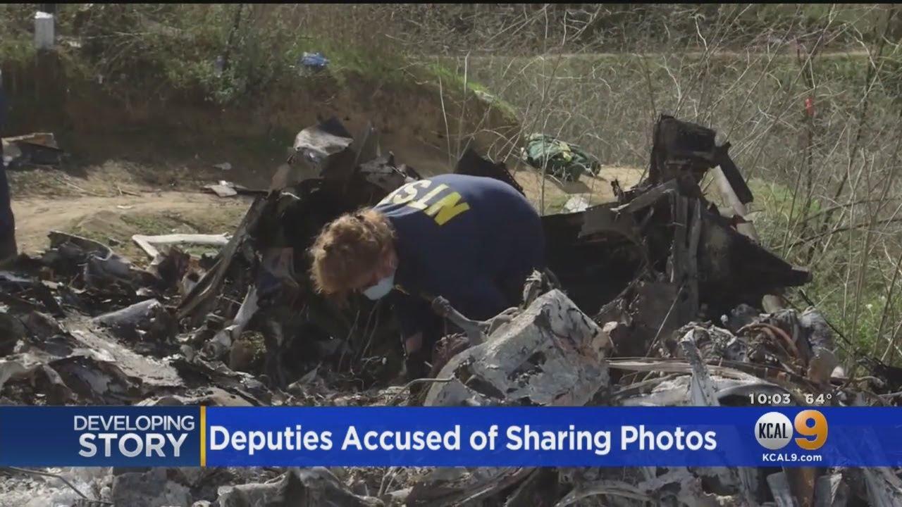 Vanessa Bryant 'devastated' by reports Kobe Bryant crash photos ...