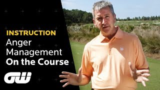 Mind Coaching in Golf - Anger Management - with Robin Sieger