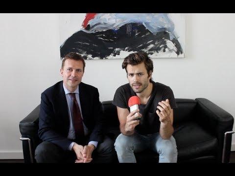 Bundesregierungssprecher Steffen Seibert - Jung & Naiv: Folge 63