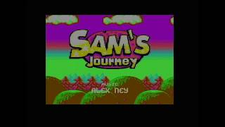 C64 Game - Sam's Journey - First Gameplay - Commodore 64 reloaded MK2 - 720p/50Hz