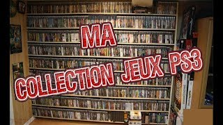 MA COLLECTION JEUX PS3 #2018