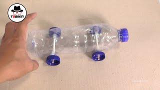 Cara Membuat Mobil Tenaga Balon