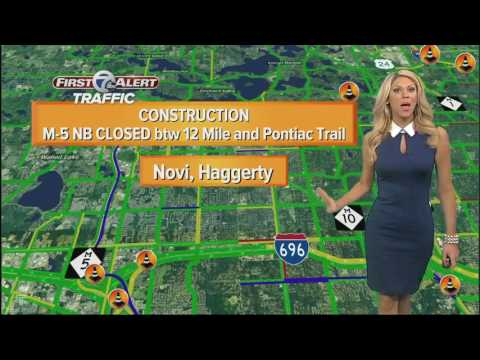 New road construction projects on metro Detroit roads