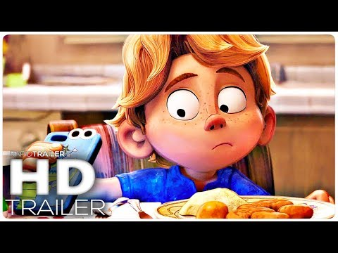 CONNECTED Official Trailer (2020) Animated Movie HD
