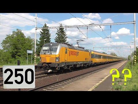 Trains: High-speed railway in the Czech Republic?