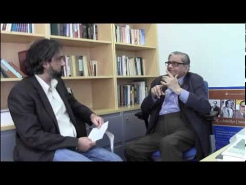 A 'Cafe Dissensus' Conversation with Prof. Jagdish Bhagwati, Columbia University