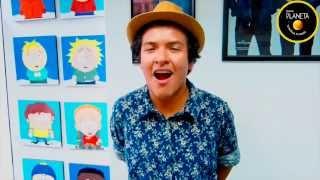 Bruno Mars, Pink, Nick Jonas y Britney Spears - Radio Planeta