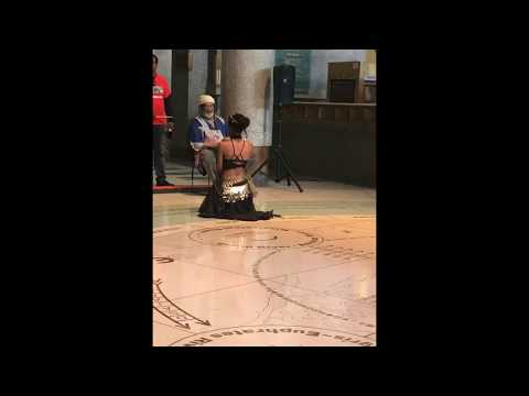 Drum Solo Improv @ African Burial Ground