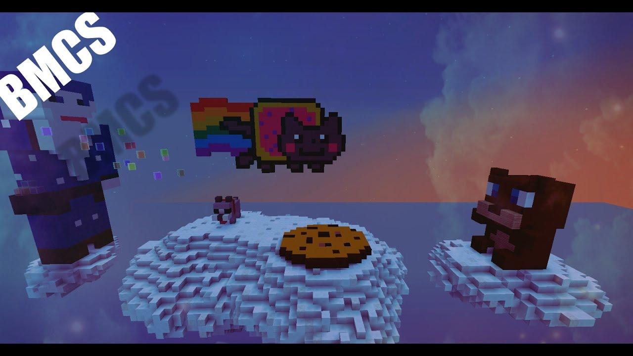 ☆Traumwelt in Minecraft bauen☆ (Bedwars Map) - YouTube