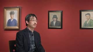 한국미술의 '근대'를 연 얼굴들