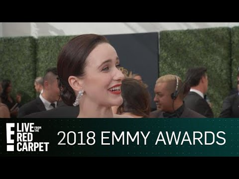 Rachel Brosnahan: Snowboard InstructorTurnedEmmy Nominee  E! Live from the Red Carpet