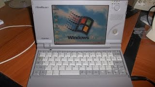 Toshiba Libretto 50CT Overview