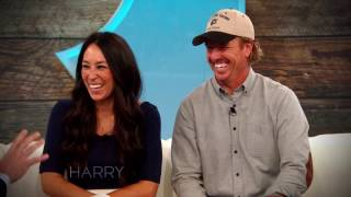 chip joanna gaines and terrence howard on friday