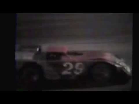 1985 races at Black Hills Speedway #102 Nationals sportsman heat races