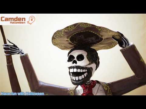 Halloween by Camden   Halloween prepares for Halloween