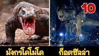 10 เรื่องจริง ของสัตว์ดุร้าย สัตว์กินคน ที่ถูกนำไปสร้างเป็นหนัง | OKyouLIKEs